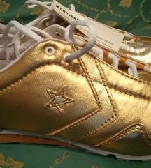 Converse zlatno-bele patike, nove