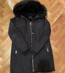 Zara zimska jakna XS