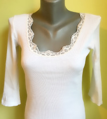 Vero moda bela bluzica