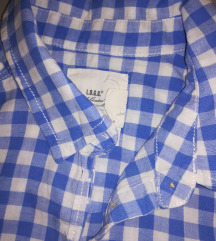 Plavo-bela kosuljica H&M