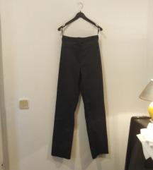Diged crne elegantne pantalone