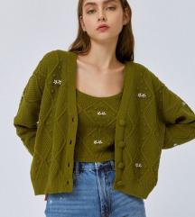 Nov džemper- komplet