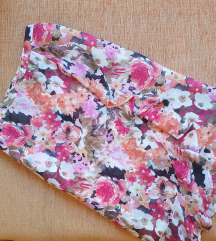 Suknja - floral print***NOVA