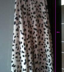 Crno-bela suknja, NOVO