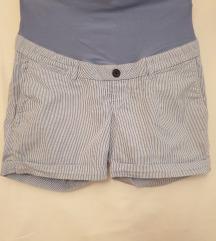 MAMA H&M trudničke kratke pantalone
