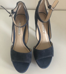 Zara kozne sandale, snizeno
