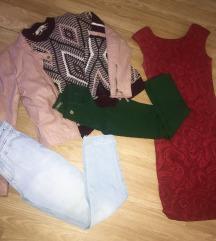 Lot odeće
