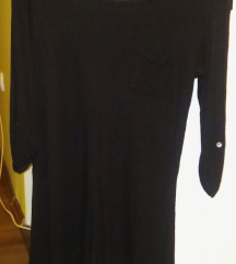 asimetricna crna majica