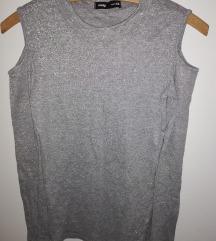 Sinsay silver majica