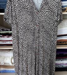 Dugacka leopard haljina