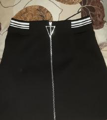 FB Sister crna suknja