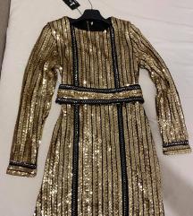 Potpuno nova hlatna haljina sa etiketom