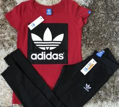 Adidas Komplet NOVO