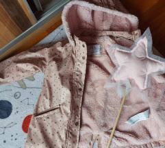 Zara jaknica za devojcicu 3 god + poklon
