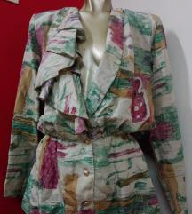 Ženska svilena košulja