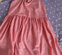 Koralna Mango haljina NOVA SNIŽENA