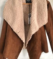 Kratka jakna sa krznom