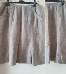 %%2.500-Mona nova lanena suknja