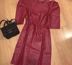 Nova kozna haljina