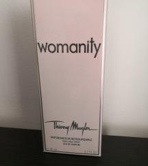 Thierry Mugler Womanity edp 80ml