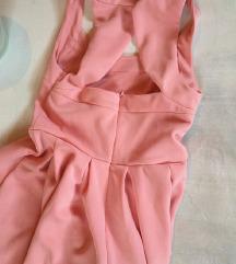Gola leđa haljina NOVO 36, S