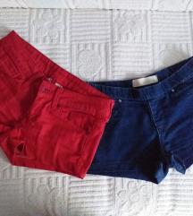 Crveni i plavi sorc ( 2 po ceni 1)