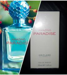 NOVO Parfem AMAZING PARADISE
