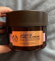 ❤️ The Body Shop Japanese Camellia ❤️