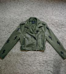 Custom made Bershka jaknica nova