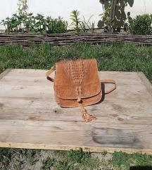 Torba od koza krokodila iz Afrike handmade