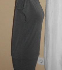 Siva haljina bez rukava; SNIŽENJE - 45%!