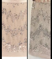 H&M sequin suknja