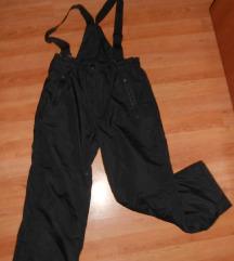 Pantalone crne  ski vel.12
