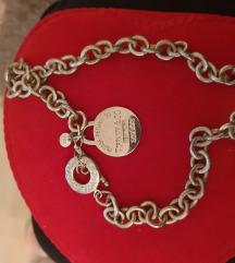 Tiffany ogrlica