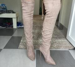 Čizme iznad kolena br:38
