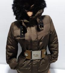 ZARA perjana vrhunska jakna M