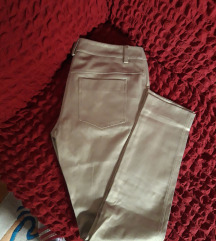Zlatne luksuzne pantalone 40/42