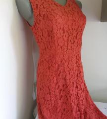The limited crvena cipkana haljina S/M
