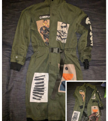 Dizajnerski Trench coat- mantil