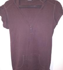 Majica braon
