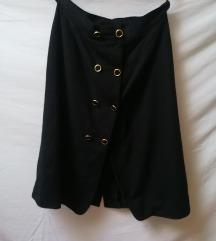 Retro vunena suknja vel.40