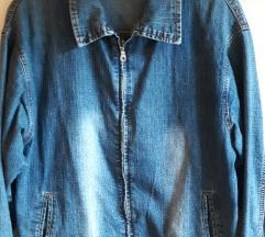 Zenska teksas jakna