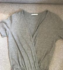 Novi Zara siva kombinezon