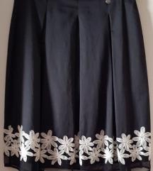 Luna pamucna suknja