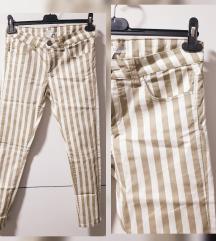 Amisu prugaste pantalone
