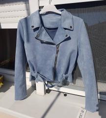 Nova plišana plava jakna 💙