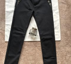 ELISABETTA FRANCHI teget pantalone 28 ili S