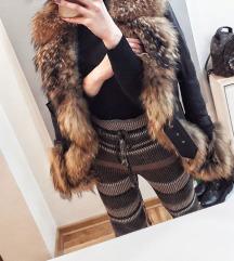 Maya Fur kožna jakna
