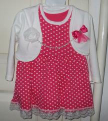 Preslatka haljinica za bebe :)
