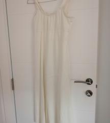 AKCIJA!!! bela letnja haljina